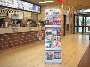 City Cards Burger King